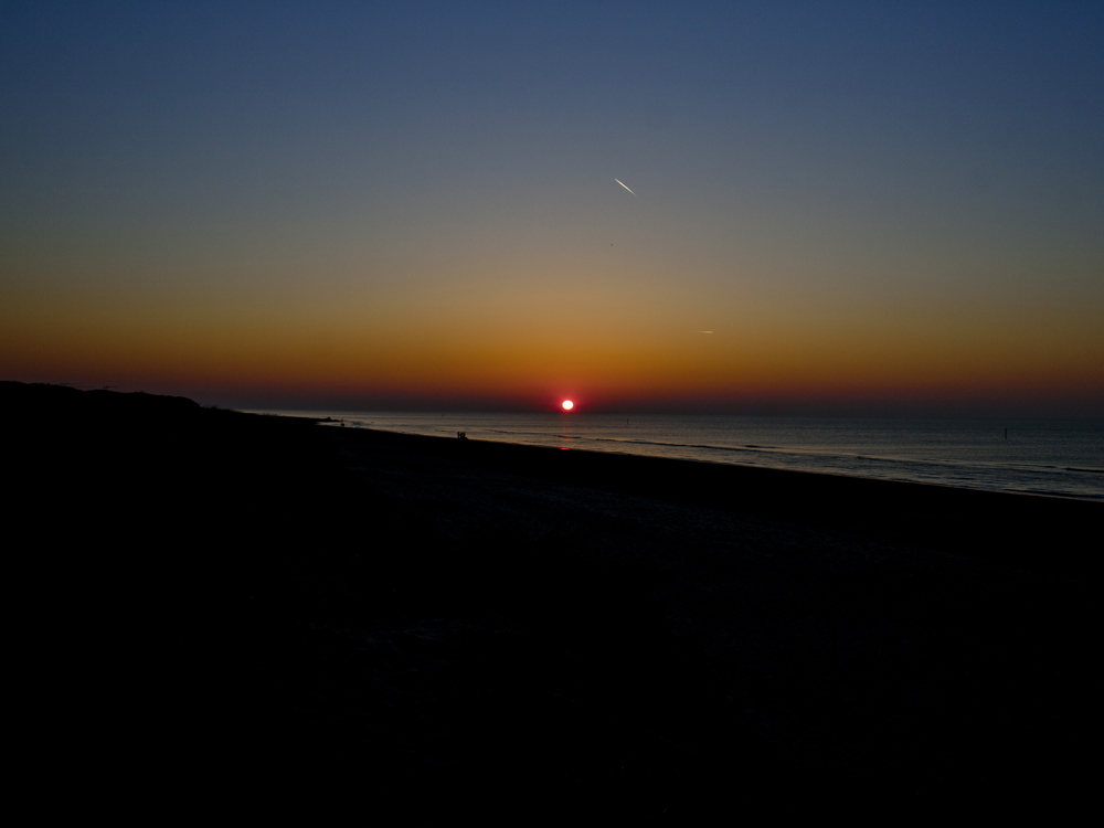 Sunset - Oostduinkerke